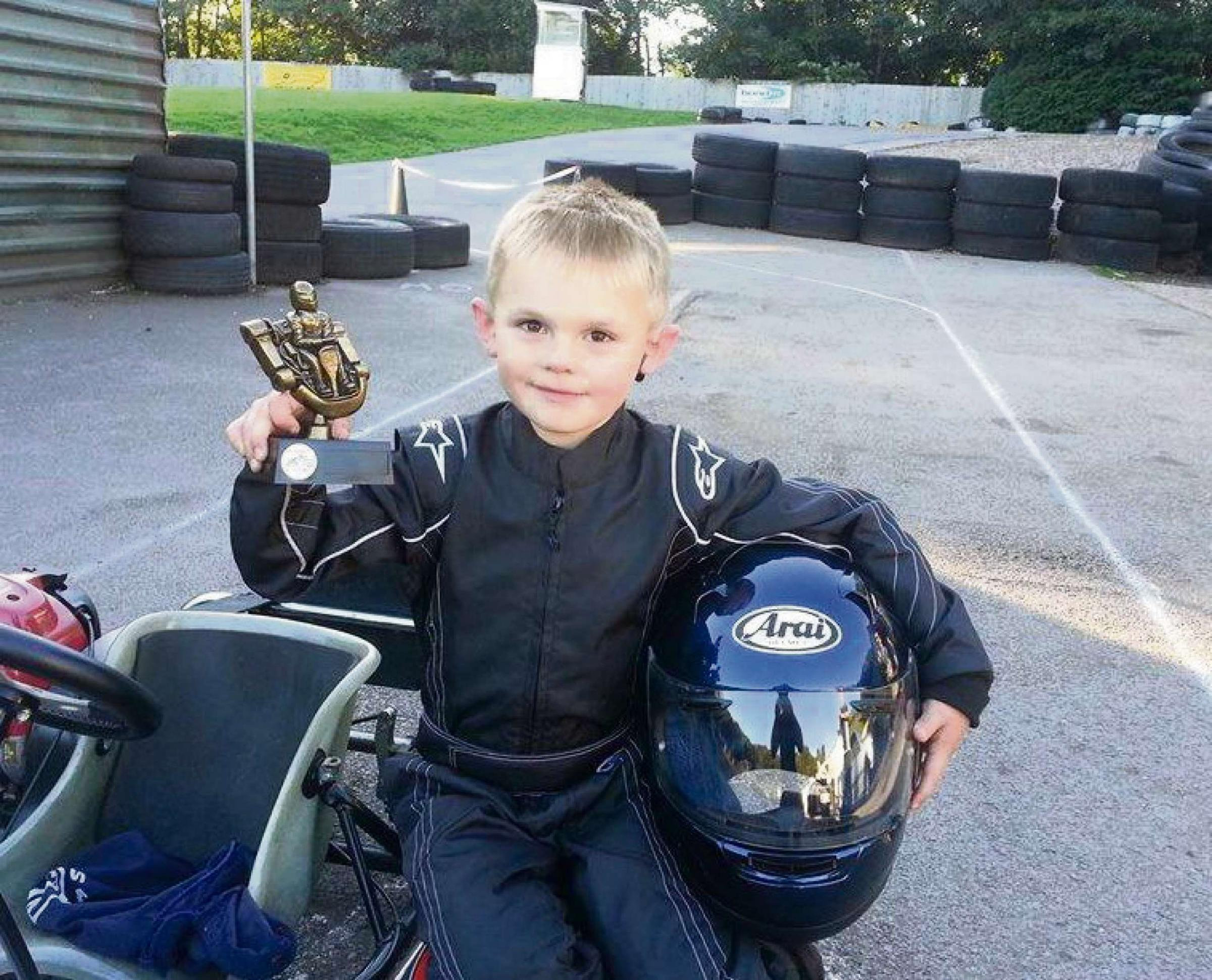 Pontypool schoolboy aiming to be first deaf Formula One driver