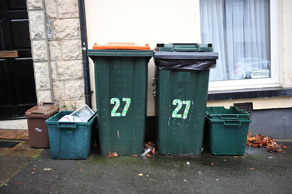 Torfaen recycling collection changes for Christmas