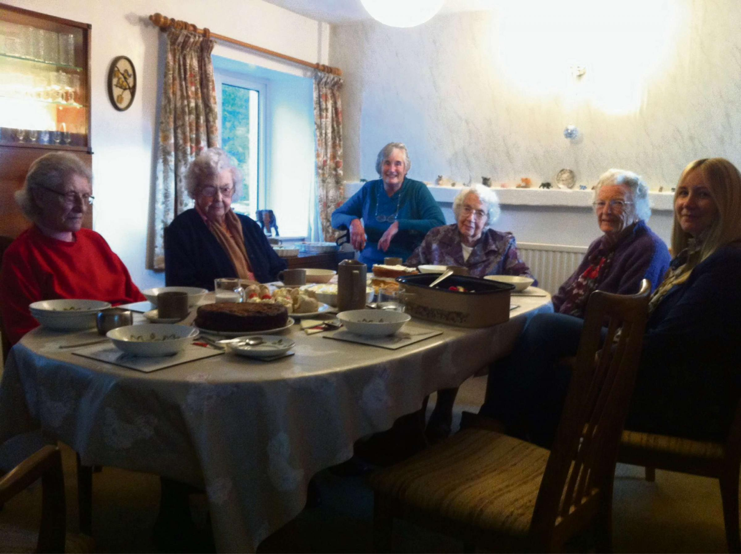 Roadshow gives a voice to elderly in Gwent