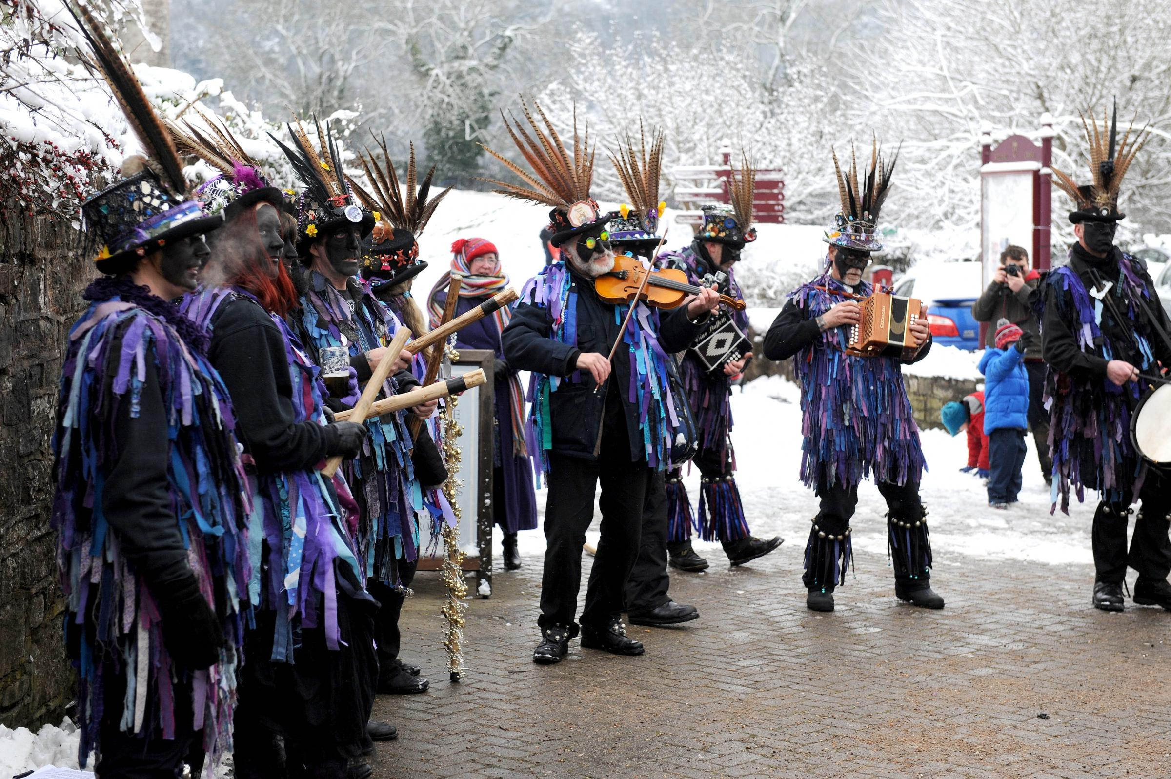 Chepstow to host ancient New Year celebration