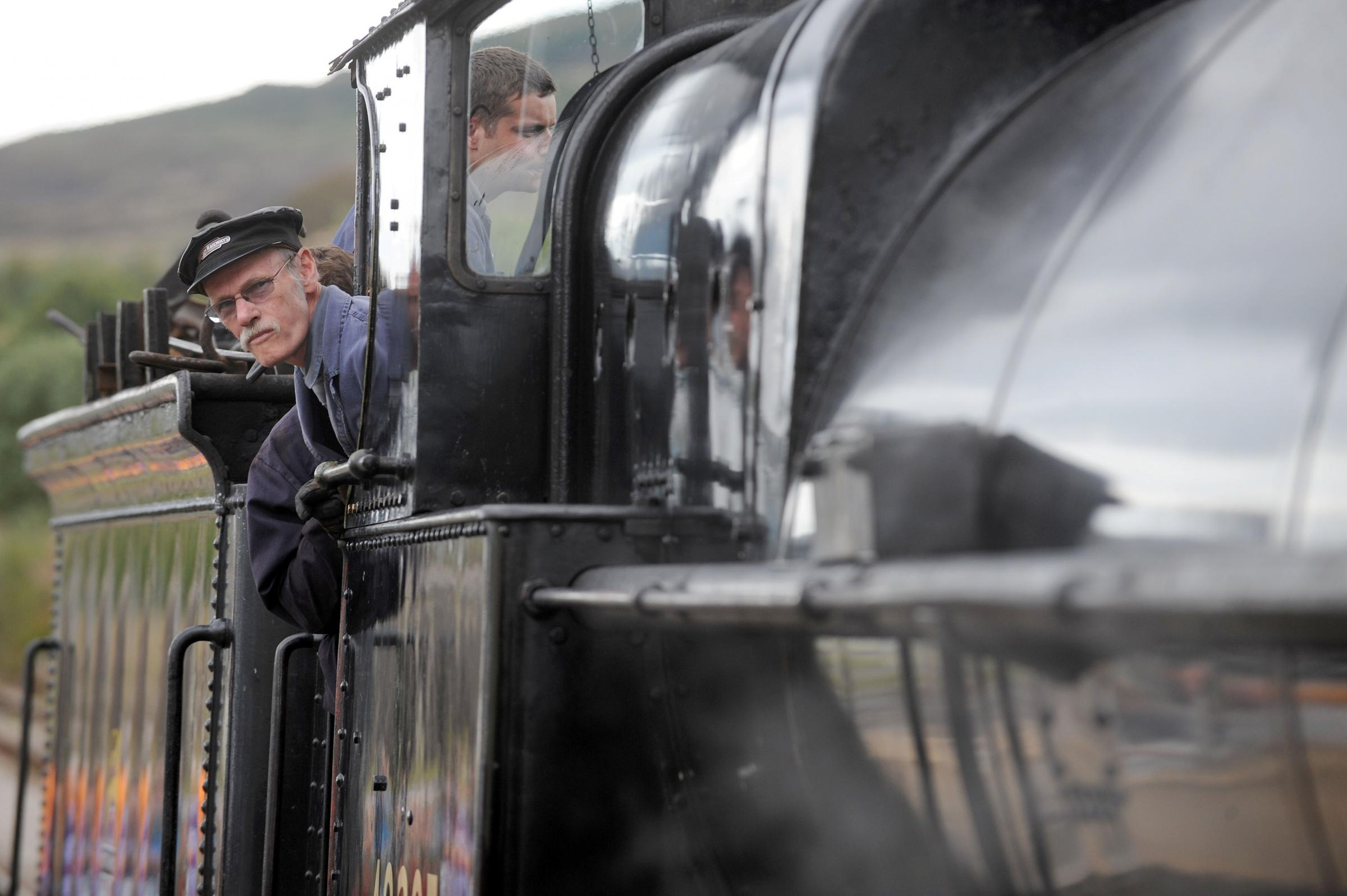 Bumper year for Pontypool and Blaenavon railway