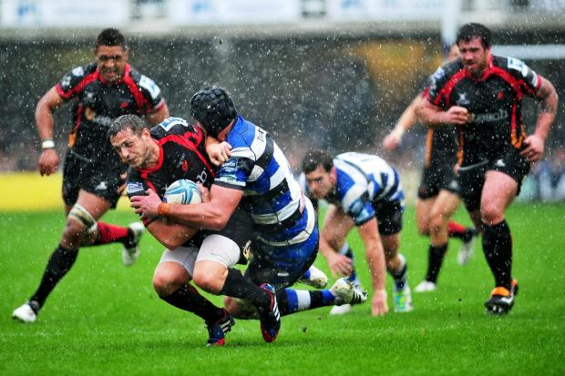 Lyn Jones: Dragons relishing huge Bath challenge