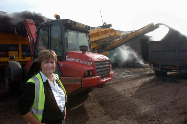 Waste leaked from Caerwent plant, court hears
