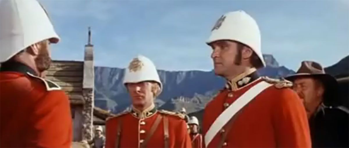 Zulu, Rorke's Drift and the five Gwent connections