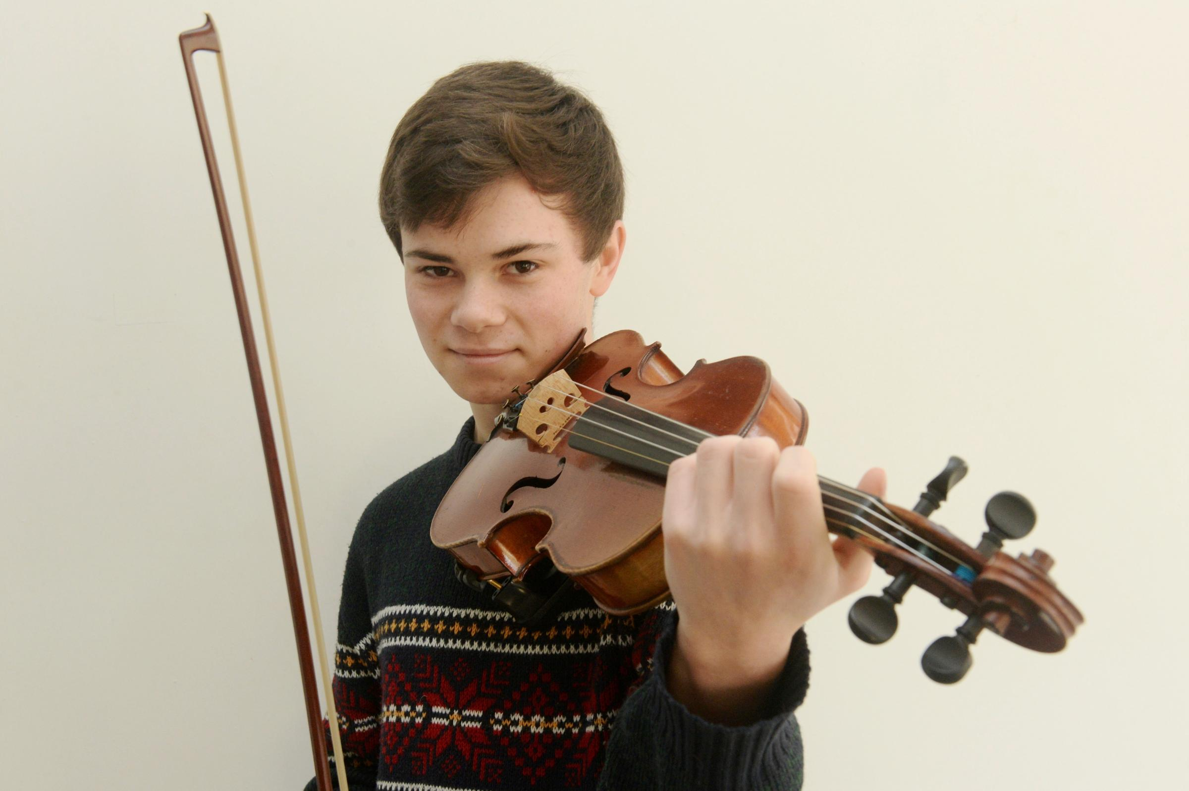 Chepstow teen to study at top music school