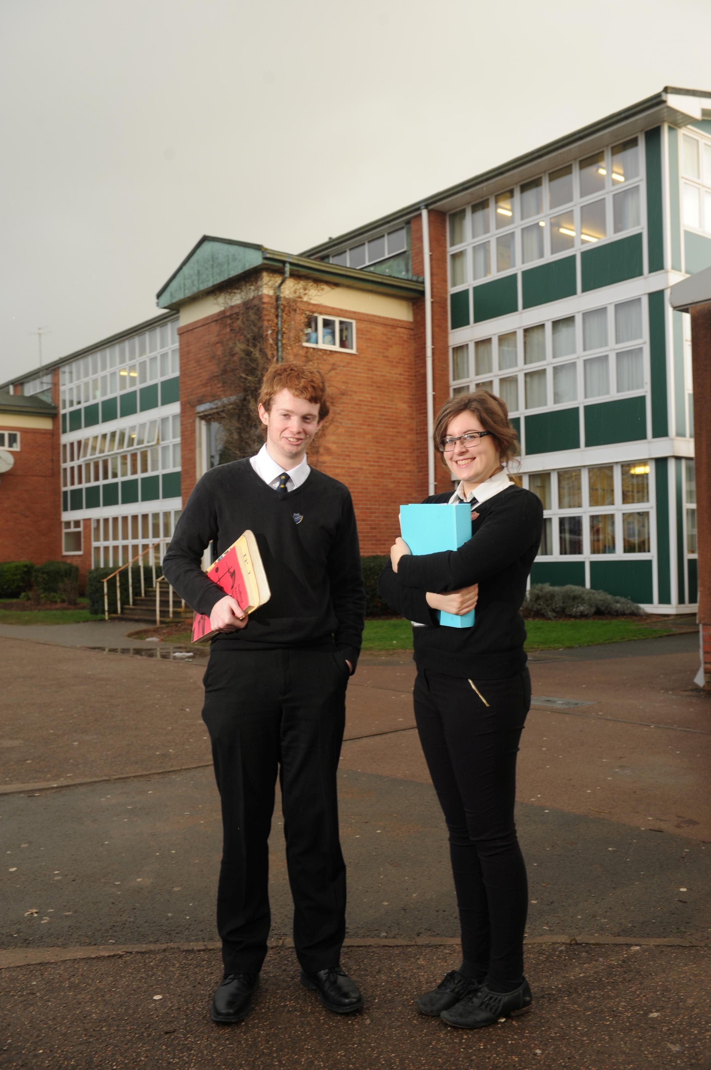Caldicot School joy at good report