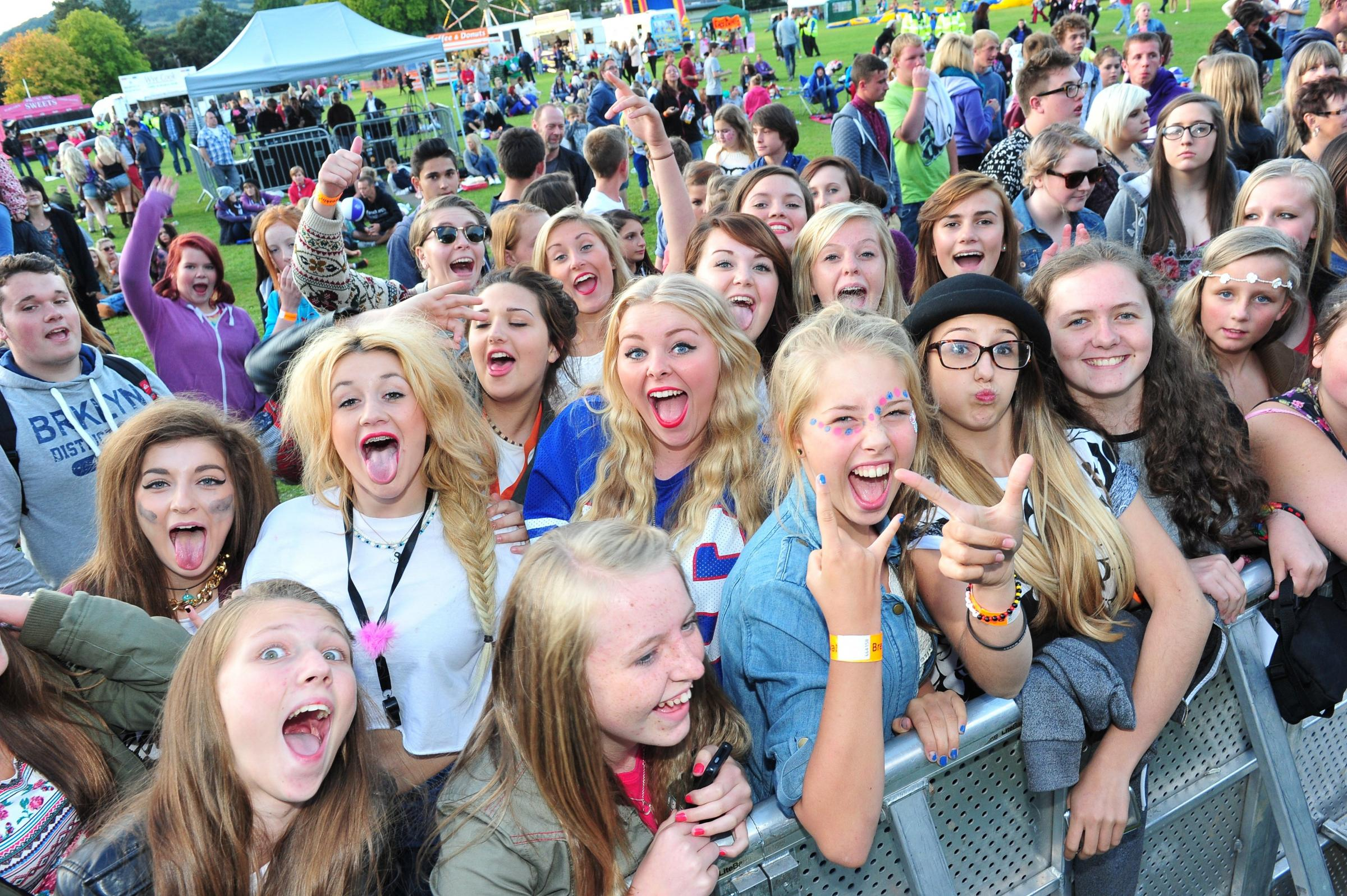 Could dry festival come to Torfaen?