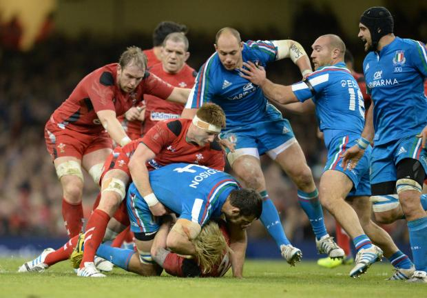 Wales lock Andrew Coombs gunning for Twickenham spot