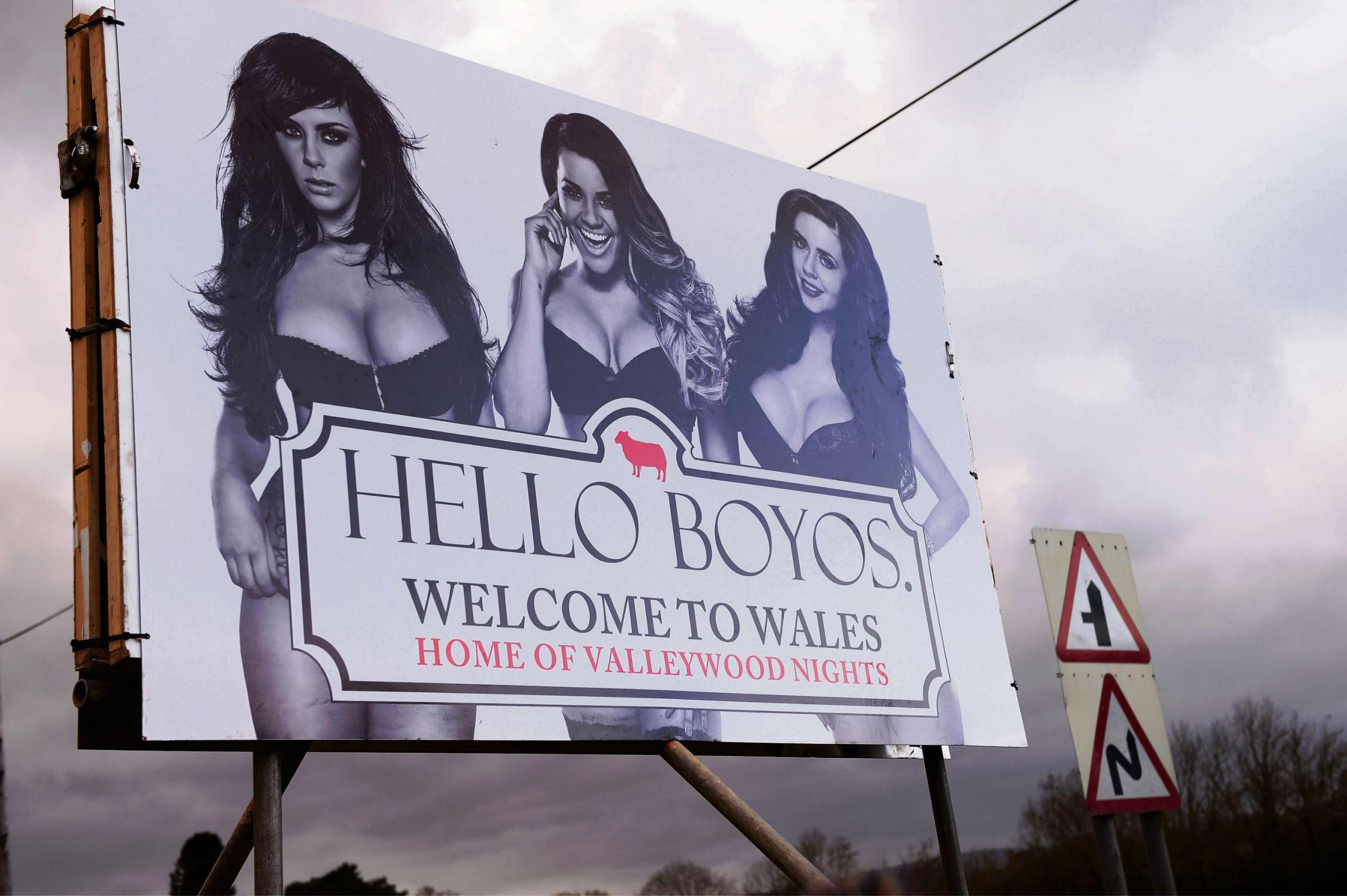 "UPDATED: MTV's The Valleys campaign ""sexist and tawdry"" says senior Tory Monmouthshire councillor - posters have been taken down"