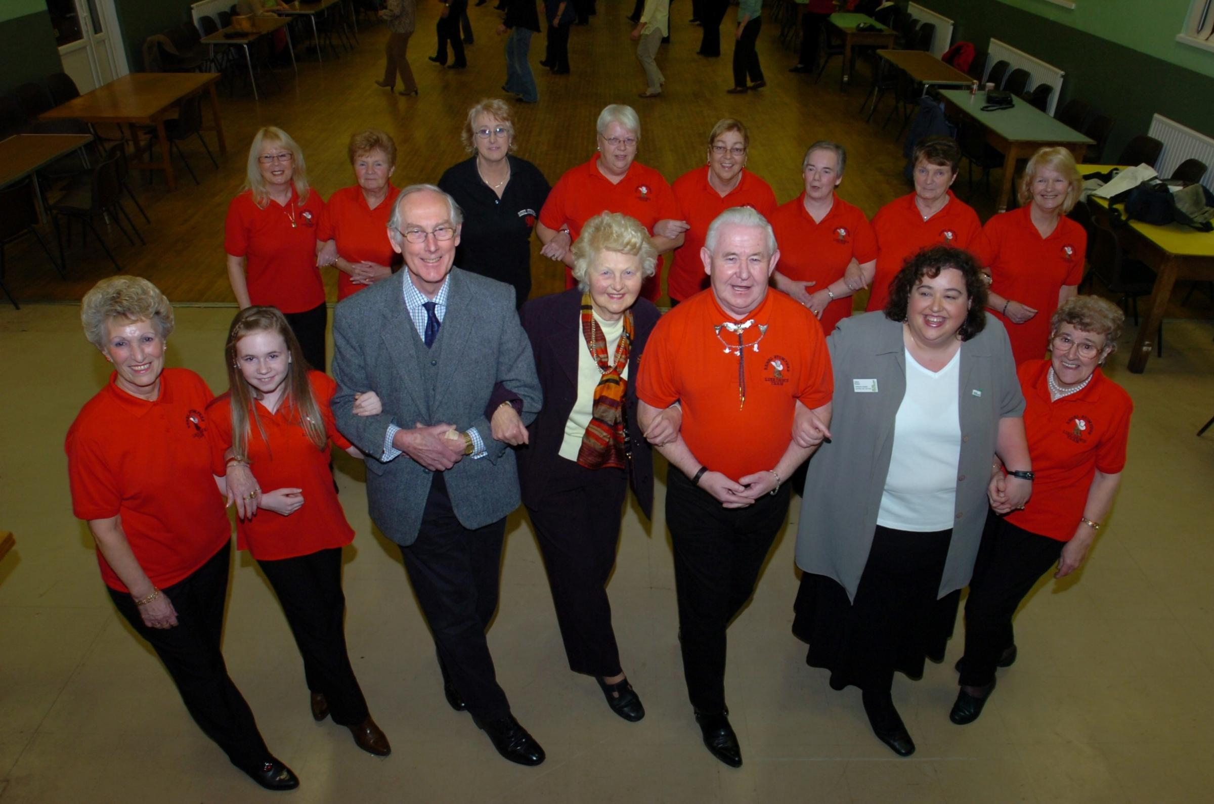 Cwmbran says goodbye to charity fundraiser