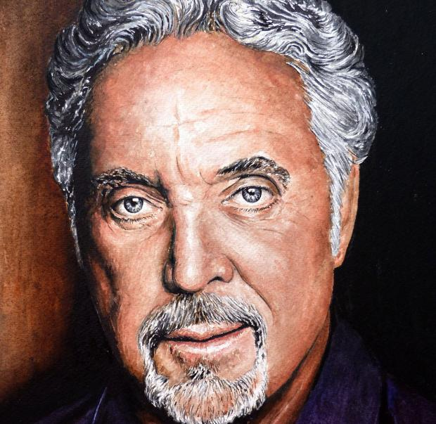 Free Press Series: ICONIC VOICE: Tom Jones