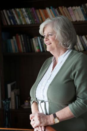 Ann Widdecombe will judge the 'Run Monmouthshire council for a Day' competition