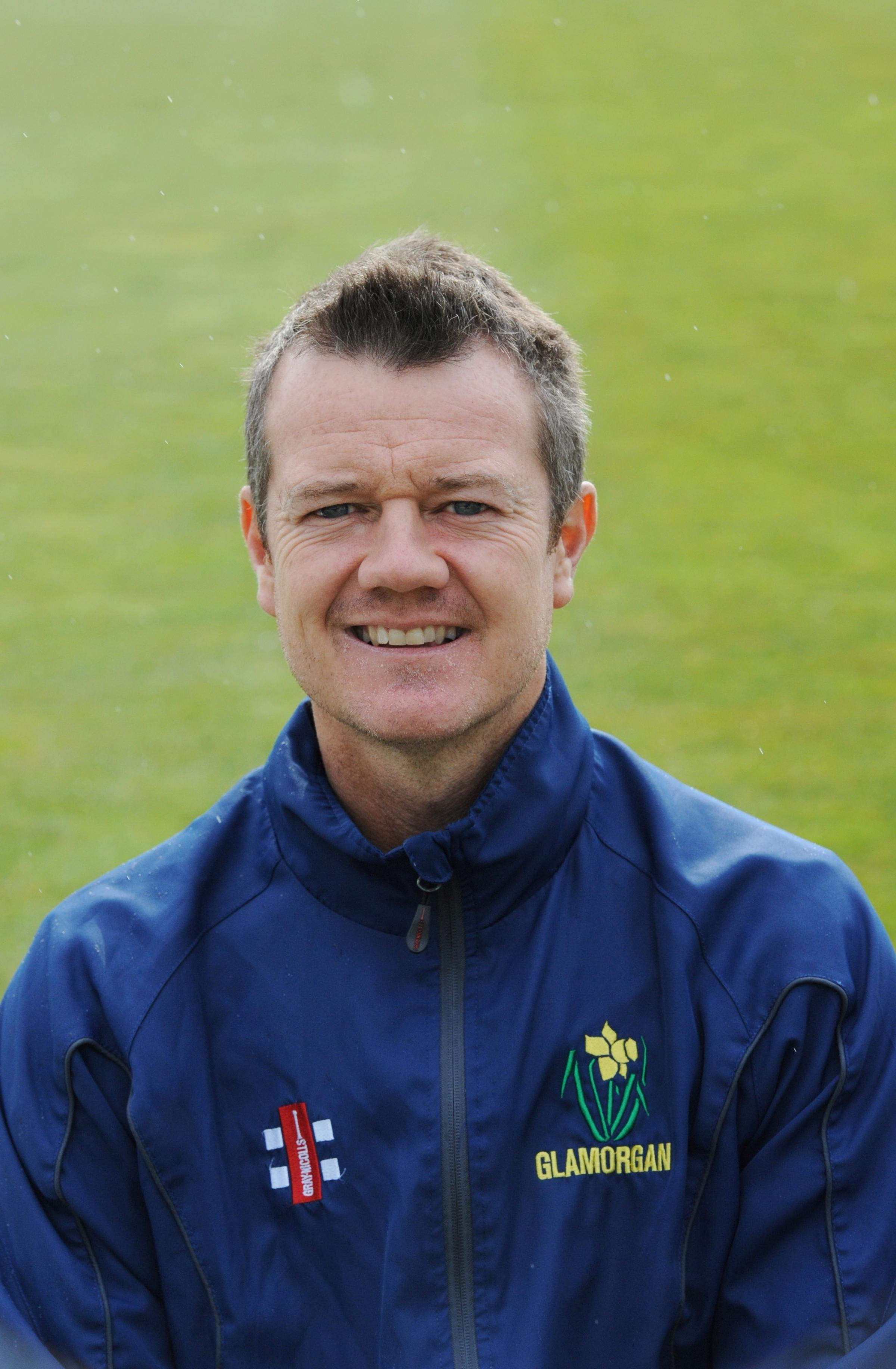 Glamorgon County Cricket Team Coach Toby Radford 2014 (4949246)