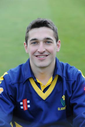 TALENT: Glamorgan's Andrew Salter