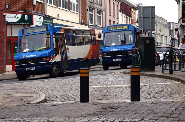 Stagecoach cuts Gwent bus services