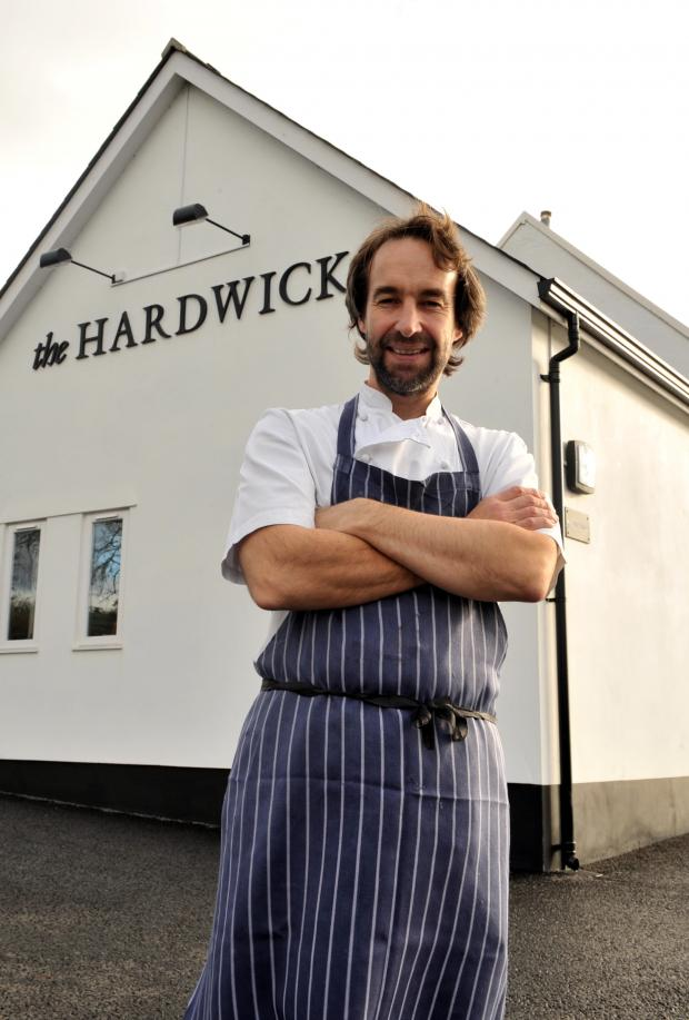 Free Press Series: Chef Stephen Terry denies sex discrimination took place at his Abergavenny restaurant
