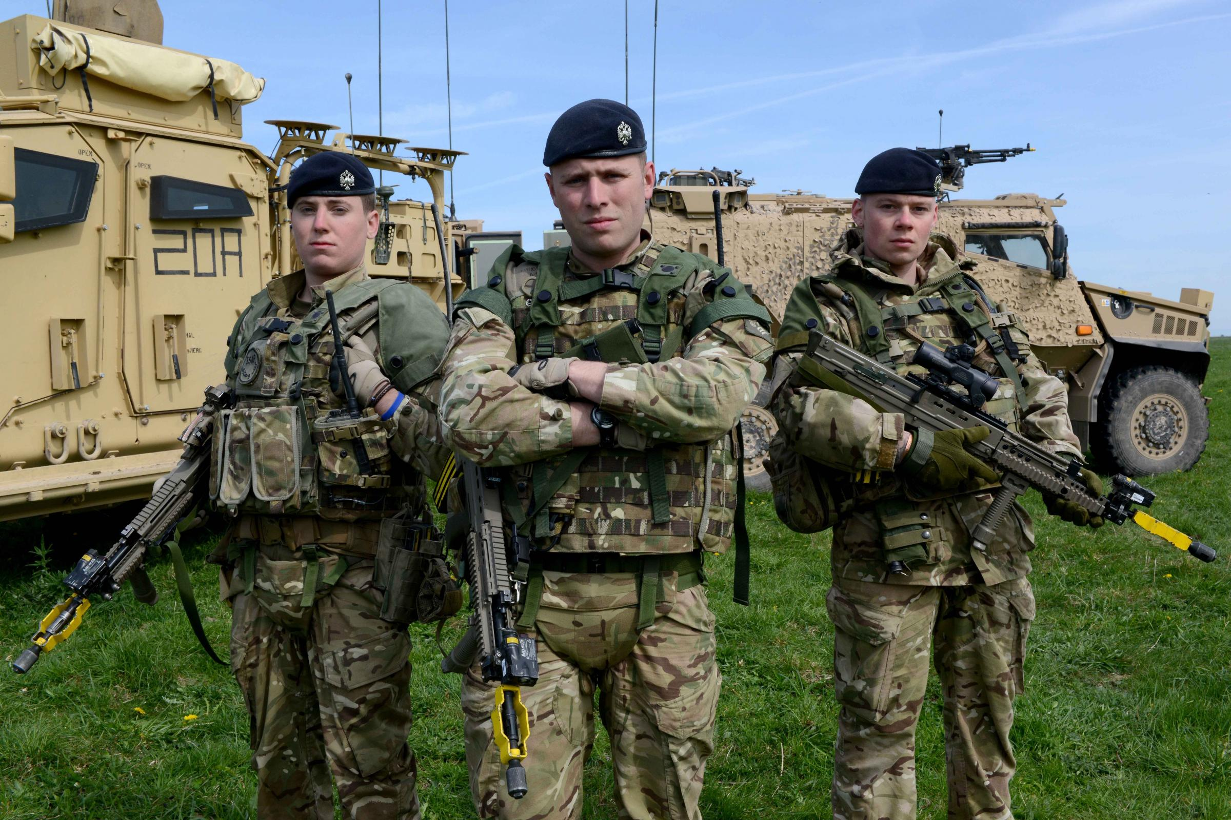 Gwent soldiers among last to go to Afghanistan