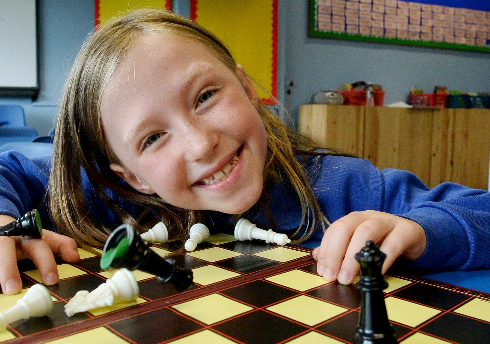Chepstow chess ace, 8, could play in South Africa