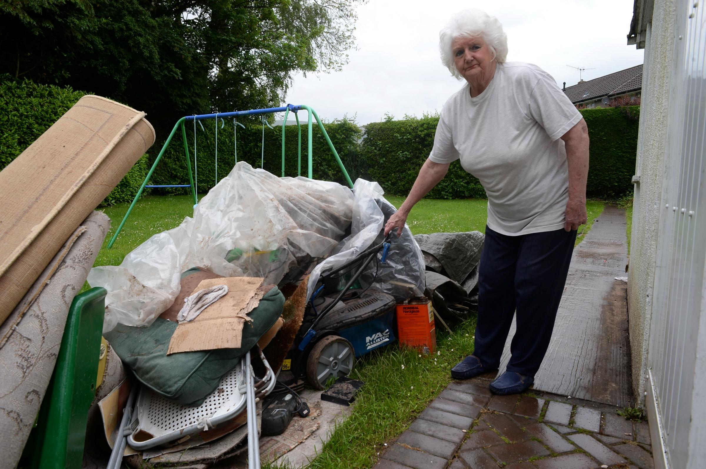 Cwmbran flood victims want answers