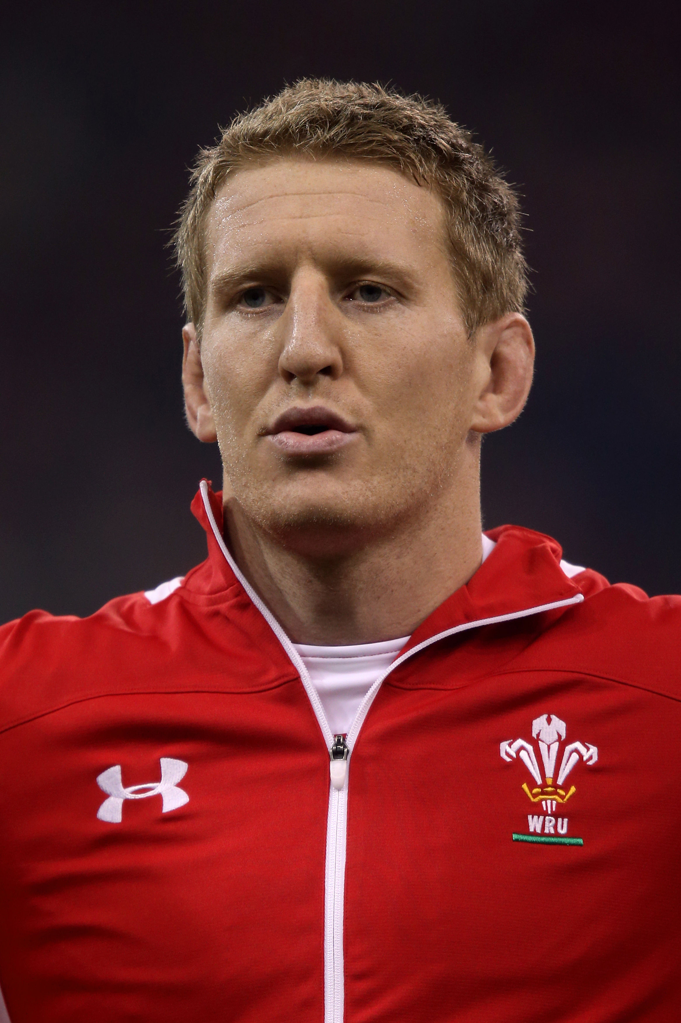 INJURY BLOW: Bradley Davies