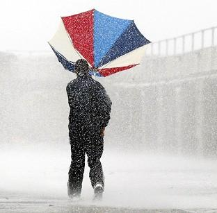 Warning of storms and flooding for Gwent