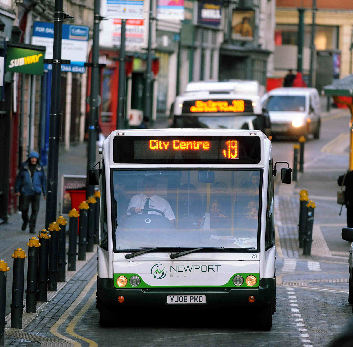 Newport Bus to take over axed Chepstow services