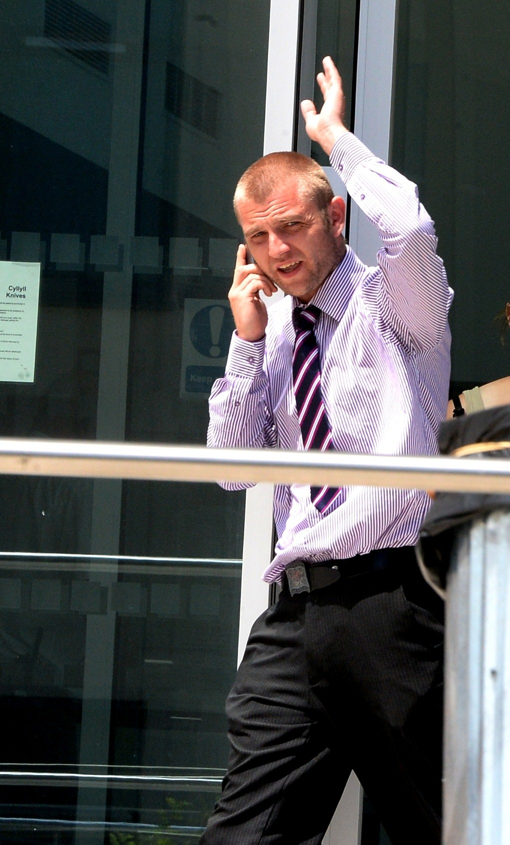 Timothy Noonan at Newport Magistrates Court