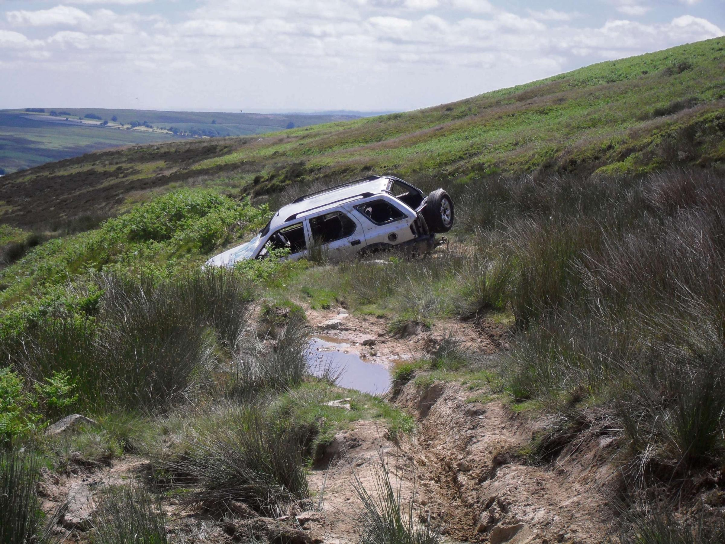 Crackdown promised on off-road drivers