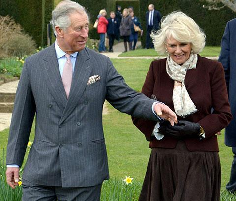 LIVE: Prince Charles and Camilla visit Gwent