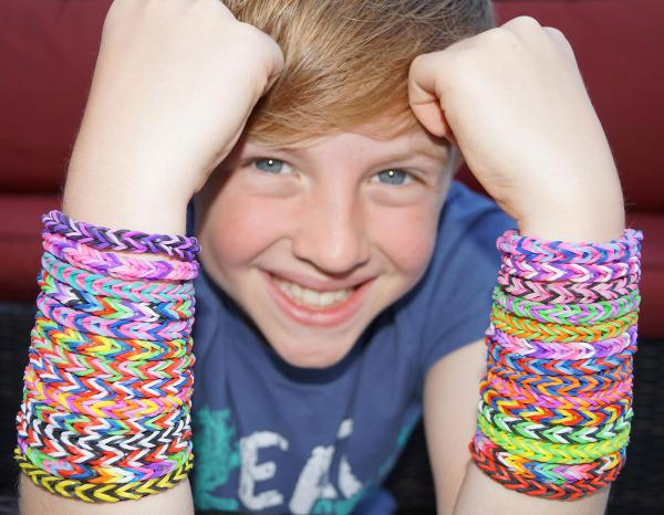 Cwmbran bids to become 'Loombran' with loom band festival