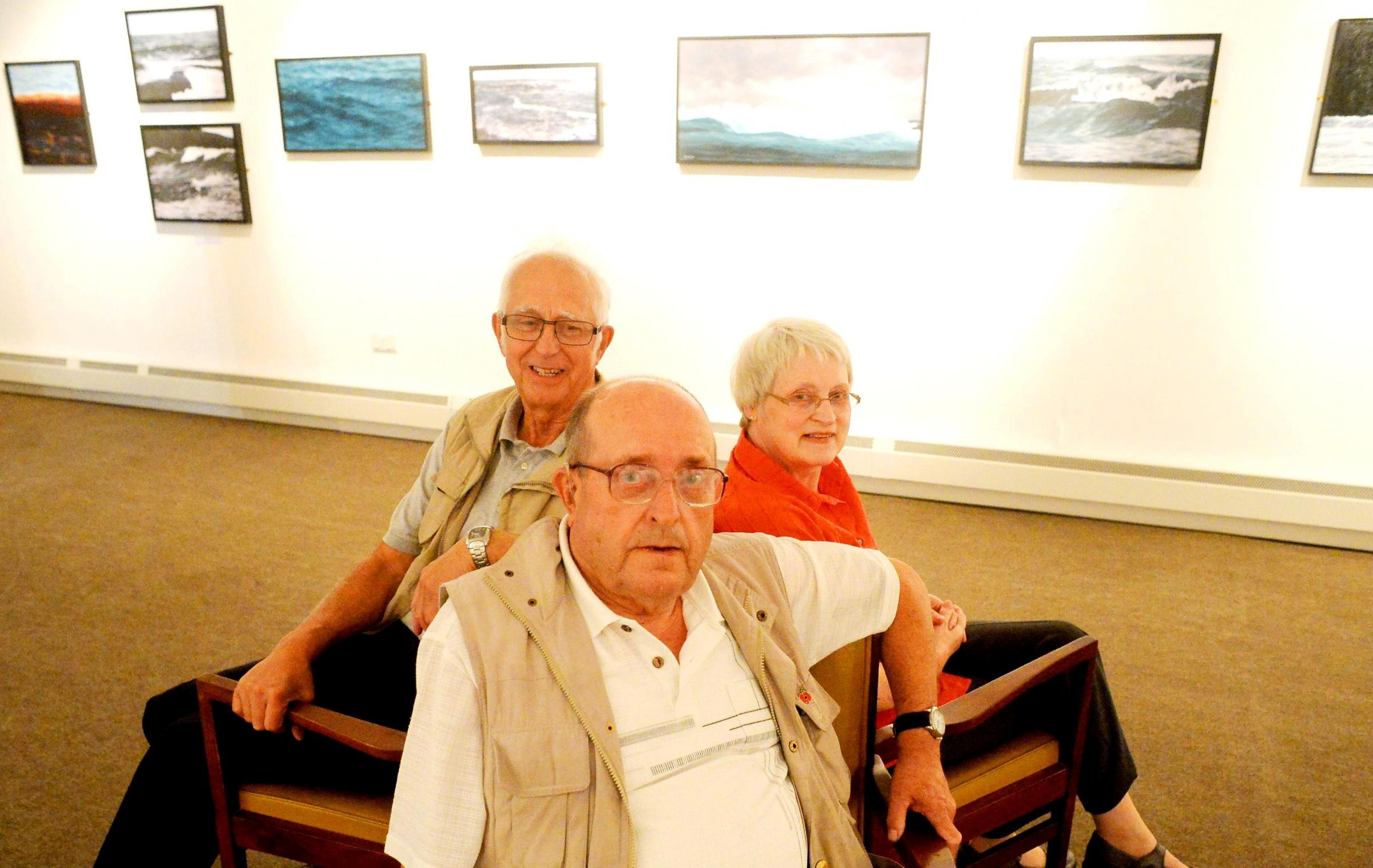 Art group helps Pontypool museum