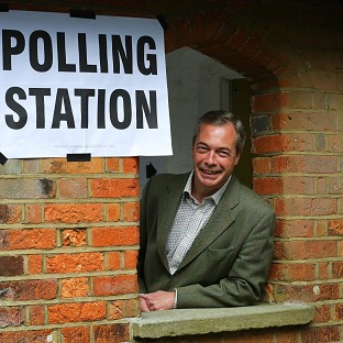Nigel Farage is to contest the South Thanet constituency next year