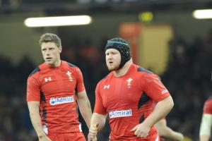 Samson will take pressure of being Wales' first-choice tighthead in his stride, says McBryde