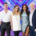Free Press Series: Simon Cowell, pictured with his fellow judges, has warned X Factor contestants they need to up their game if they want to continue in the show (Syco/Thames TV/ITV/PA)