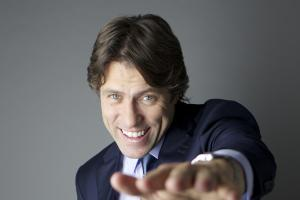 Supersonic John Bishop back for more Cardiff comedy dates
