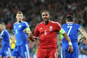 Ashley Williams rues  a missed chance (11365347)