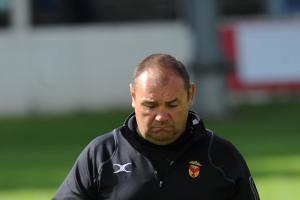Newport boss Sven Cronk makes Rodney Parade exit