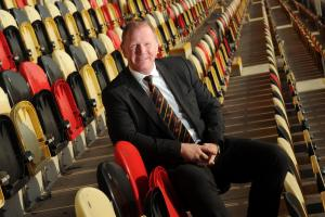 PLEDGE: Newport and Dragons chief executive Stuart Davies says they will provide more detail over the Rodney Parade deal