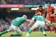 PREMIERSHIP PRODUCT: Newport Gwent Dragons, Wales and Lions star Taulupe Faletau started life in the Principality Premiership with Cross Keys