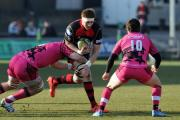 STARTING BID: Andrew Coombs says the Newport Gwent Dragons XV need to shine against Treviso to earn starts against Cardiff Blues
