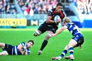 STAYING PUT: Newport Gwent Dragons say Taulupe Faletau will not be bought out of his co