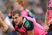 READY FOR ACTION: Sam Warburton will be to the fore for Cardiff Blues against Newport Gwent Dragons