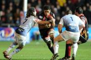 KEY MAN: Cardiff Blues know they will have to keep Newport Gwent Dragons number eight Taulupe Faletau quiet on Saturday