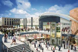 Friars Walk starts planning for its November opening