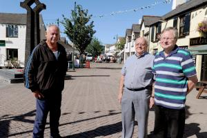'Town centre is not safe for pedestrians,' warn councillors