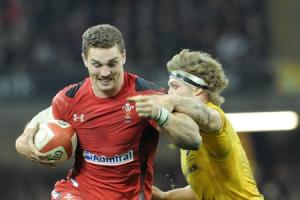 George North: Wales' training camps have been even more brutal that 2011