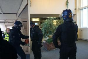 Two arrested in Cwmbran drugs raids