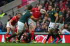 RUNNING FREE: George North wants to get his hands on the ball in the Six Nations after a frustrating time with Northampton