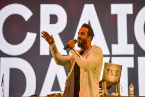 Radio 1 Big Weekend: Well, Craig David definitely didn't disappoint the crowds