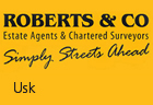 Roberts & Co - Usk